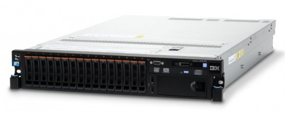 Máy chủ server ibm x3650 M4 ( Rack ) NEW
