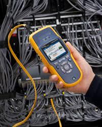 máy đo test cáp mạng fluke 1