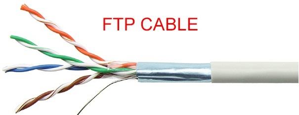 Dây cáp mạng chống nhiễu FTP