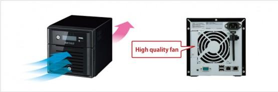 Bảng giá và thông sỗ kỹ thuật NAS BUFFALO TeraStation 3200 13