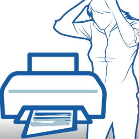 Cách khắc phục một số sự cố khi máy in không in được