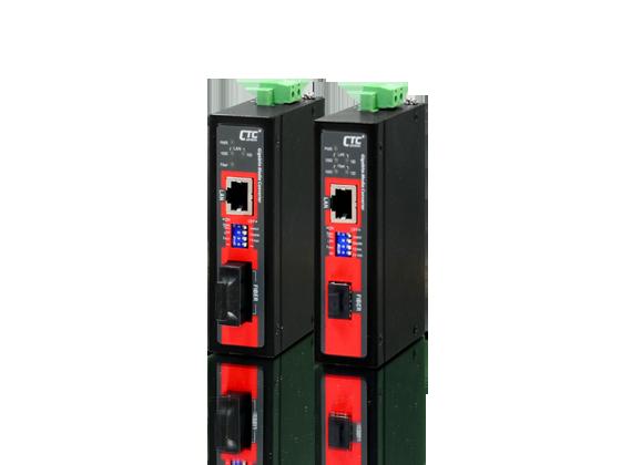 Ethernet Fiber Converter - RJ 45 to SFP, Fiber IMC-1000C, IMC-1000CS