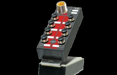 Switch công nghiệp 8 port POE RJ45 IP67 chuẩn EN 50.155