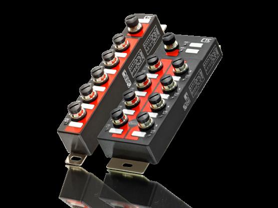 Switch công nghiệp chống nước, rung, sốc chuẩn EN 50155