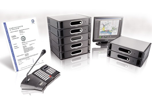 Báo giá thiết kế hệ thống âm thanh thông báo công cộng 3
